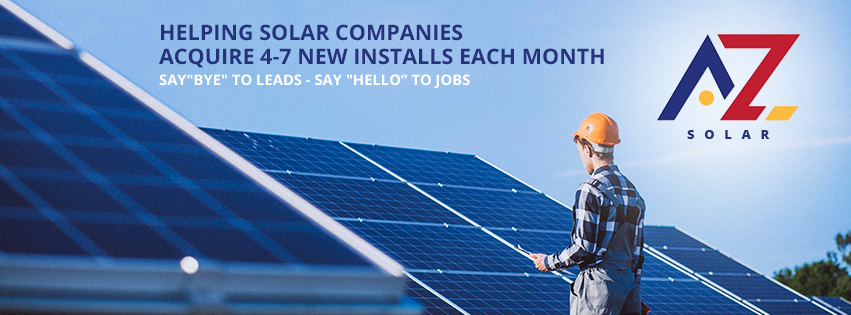 Solar Panel Installation marketing
